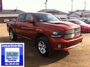 2013 Ram 1500 Sport | Heated Seats | Uconnect |