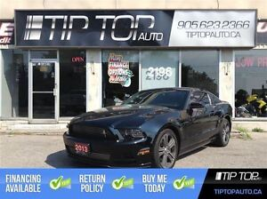 2013 Ford Mustang V6 Premium ** Supercharged, 2 sets of rims/tir