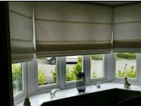 Beige/Neutral Britannia Blinds