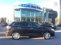 2011 Mazda CX-9 GT, AWD, Nav, Heated Leather, P. Sunroof, Loaded