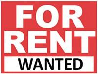 3 Bed House Wanted For Rent