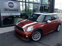 2012 MINI COOPER S JCW--31 838 km--17--TURBO--