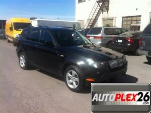 2007 BMW X3 3.0si PANO ROOF