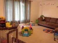 Bilingual Daycare in Elora's North End