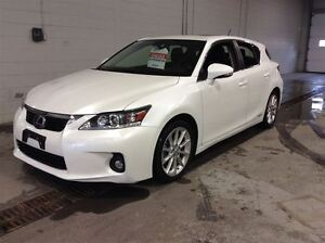2013 Lexus CT 200h HYBRID MAGS TOIT OUVRANT CUIR