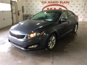 2012 Kia Optima EX+ CUIR MAGS TOIT PANO CAMERA A SUPER PRIX!!