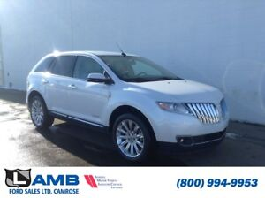 2014 Lincoln MKX Base AWD with Reverse Camera, MyLincoln Touch a