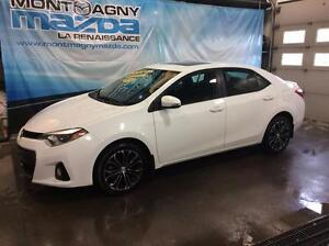 2015 Toyota Corolla VERSION