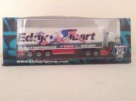 Eddie Stobart Rugby Super League Boxed Lorry