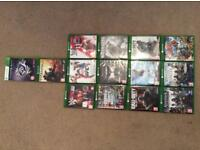 Bundle of games for Xbox one (can be sold separately)