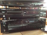 Yamaha Compact Disc player CDX-596