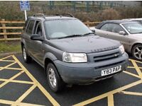 Land Rover - REDUCED PRICE