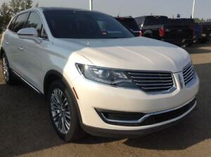 2016 Lincoln MKX FULLY LOADED FOR ONLY $285 BI-WEEKLY, LOW KMS!!