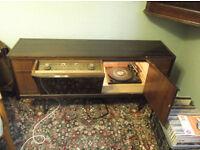 High quality Graetz vintage stereo radiogram