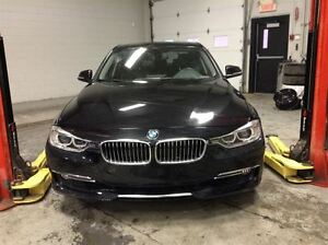 2012 BMW 328I LUXURY MAGS TOIT CUIR NAVI West Island Greater Montréal image 2