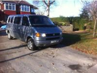 VW Transporter T4 Campervan 1993 2.4 Diesel