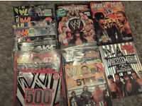 WWE Annuals/ Magazines
