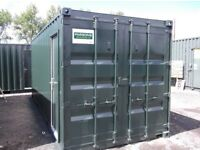 20ft by 8ft Self Storage Containers, Warrington