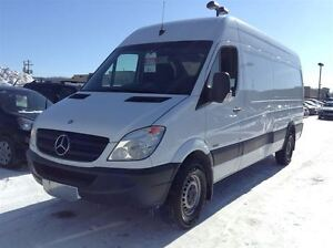 2013 Mercedes-Benz Sprinter HIGH ROOF DIESEL A/C