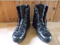 Lowa boots size 10