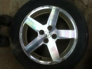 "4 - 2006 Chevy Cobalt 16"" Alloy Rims (4X100)"