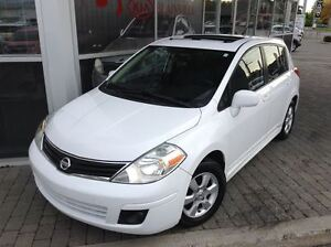 2010 Nissan Versa TOIT OUVRANT MAG WOW !!!!!!