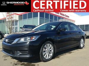 2013 Honda Accord LX | HEATED SEATS | BLUETOOTH | AC | AUX/USB |