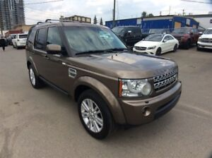 2010 Land Rover LR4 / LUX / AWD / 5.0 / NAV / PANO  ROOF