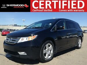 2011 Honda Odyssey Touring | REMOTE START | NAVI | HEATED LEATHE