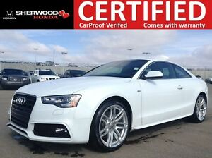 2015 Audi A5 2.0T Technik (Tiptronic) | NAVI | 3M | BLUETOOTH