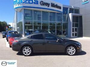 2012 Mazda MAZDA6 GT, Bose  sound system, heated leather, sunroo
