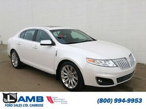 2012 Lincoln MKS AWD Navigation Active Park Assit Adaptive Cruis