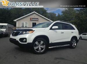 2013 Kia Sorento EX w/Sunroof & Leather