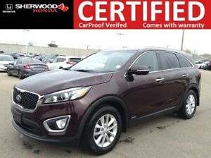 2016 Kia Sorento 2.0L LX+ AWD|3M|HEATED SEATS|REAR PARK ASSIST