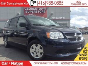 2011 Dodge Grand Caravan SE/SXT | CAPTAINS | DUAL CLIMATE | ECO