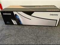 "Samsung Odyssey G9 4K 49"" Ultrawide Curved Gaming Monitor"