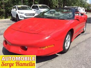 1995 Pontiac Firebird TRANS AM lti 350hp convertible
