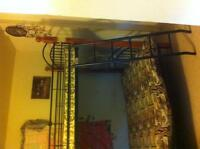 Free bunk bed/ futon