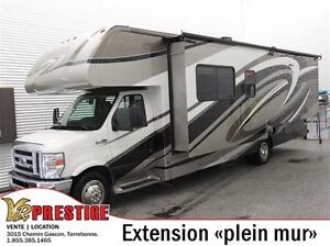 2016 Forest River Forester 3051 Extension plein mur