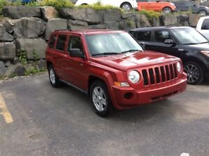 2010 Jeep Patriot Sport/North EDITION hitch a/c gr. elect mags
