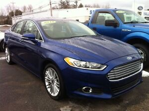 2014 Ford Fusion SE-All Wheel Drive