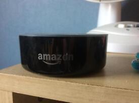 Amazon Echo Dot -black.