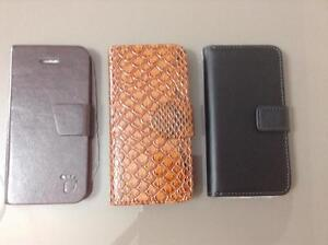 Genuine leather covers for iPhone 5