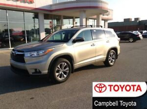 2014 Toyota Highlander LE-AWD--PWR LIFT GATE--REAR AIR