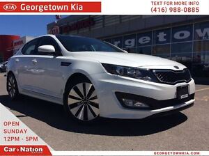 2012 Kia Optima SX | ONE OWNER | PANORAMIC SUNROOF | LEATHER | N