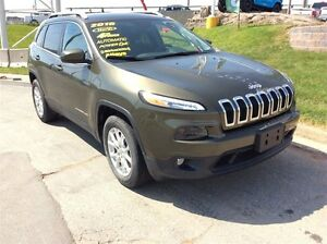 2016 Jeep Cherokee NORTH/PWR OPTS/4X4