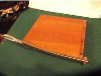 Ambassador Wooden Trimmer made in Japan