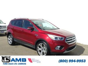 2017 Ford Escape 4WD Titanium 301A Certified Pre Owned