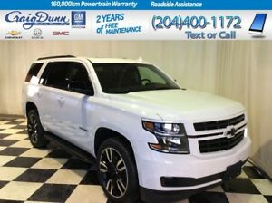 2018 Chevrolet Tahoe * LT 4x4 * Sunroof * RST Edition *