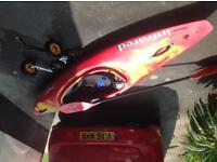 Daggar Infrared Kayak